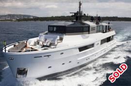 أركاديا, M Ocean 115 Yachts for Sale