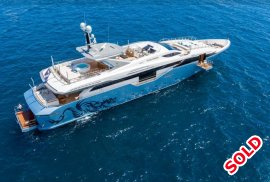 Admiral, Tecnomar 144 Yachts for Sale