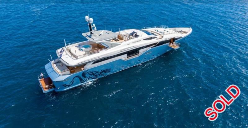 Yachts for Sale : أدميرال, Tecnomar 144