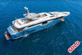 أدميرال, Tecnomar 144 Yachts for Sale