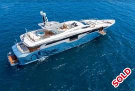 أدميرال, Tecnomar 144 Yachts for Sale
