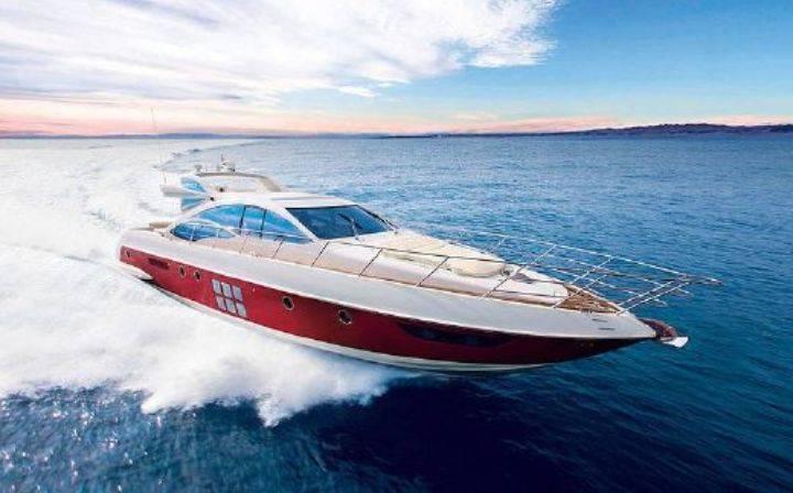 Yachts for Sale : أزيموت, Sport Cruiser 68 S