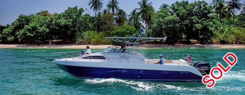 Yachts for Sale : Gulf Craft, Marliona SC34