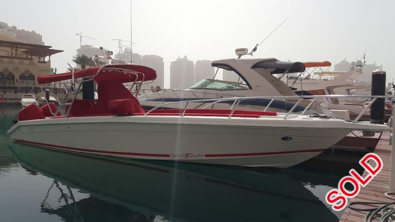 Yachts for Sale : الظاعن, Wave Breaker 36