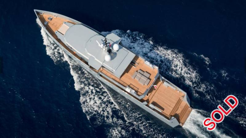 Yachts for Sale : Tansu, 124