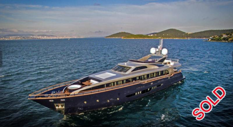 Yachts for Sale : Harun, 124
