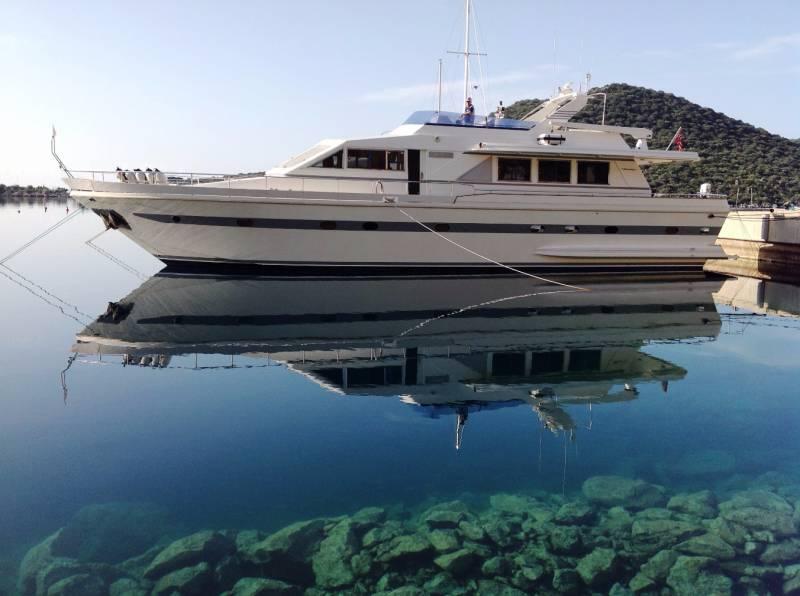Yachts for Sale : فيرسيل كرافت, 73/76 Falcon
