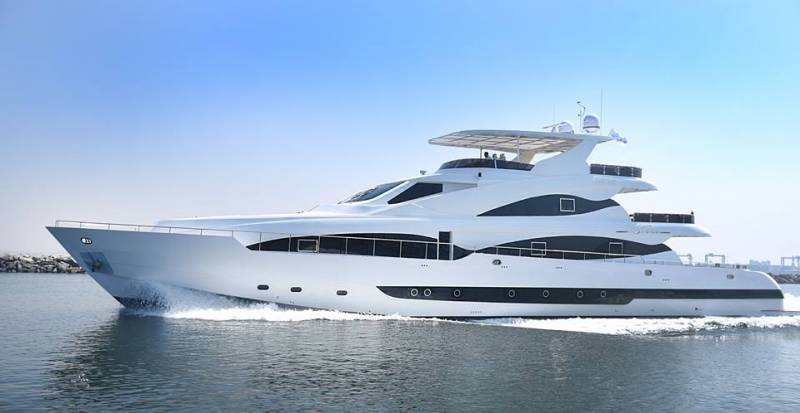 Yachts for Sale : الشعالي مارين, AS 130