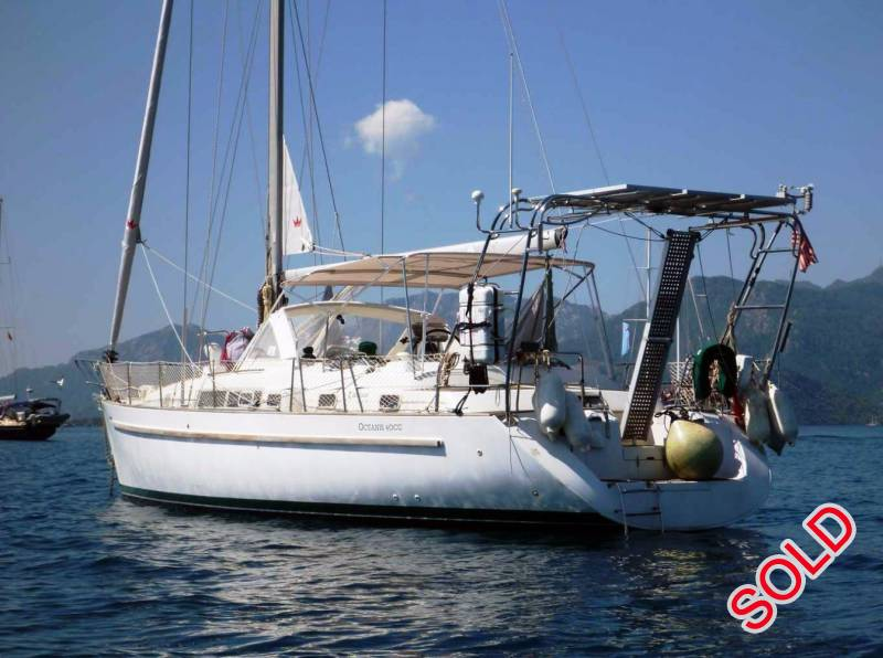 Yachts for Sale : Beneteau, Oceanis 40 CC
