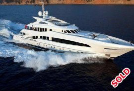 Heesen, Septimus 50M Yachts for Sale