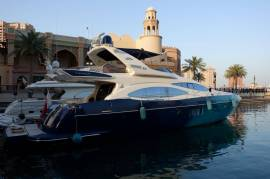أزيموت, Flybridge Yachts for Sale