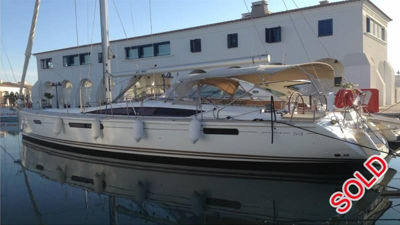 Yachts for Sale : Jeanneau, 53
