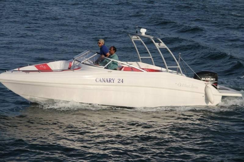 Yachts for Sale : Al Shaali Marine, AS Canary 24