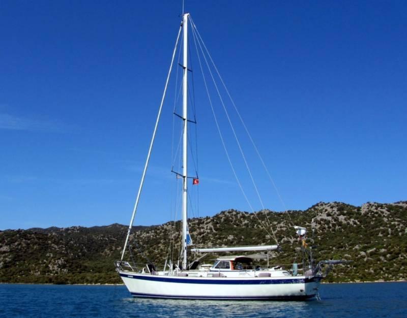 Yachts for Sale : هالبيرغ راسي, 45