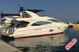 Gulf Craft, Flybridge 63