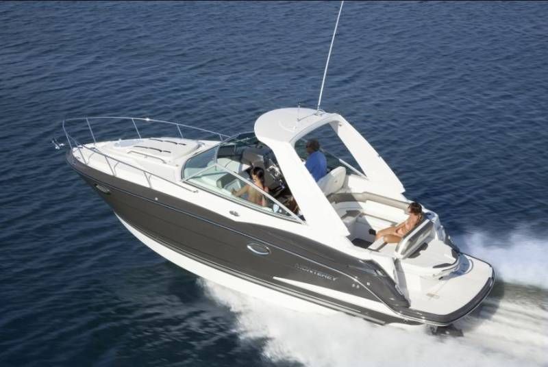 Yachts for Sale : Monterey, 275 SCR