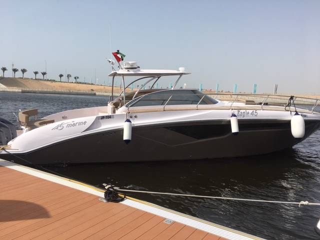 Yachts for Sale : Al Shaali Marine, AS Eagle 45