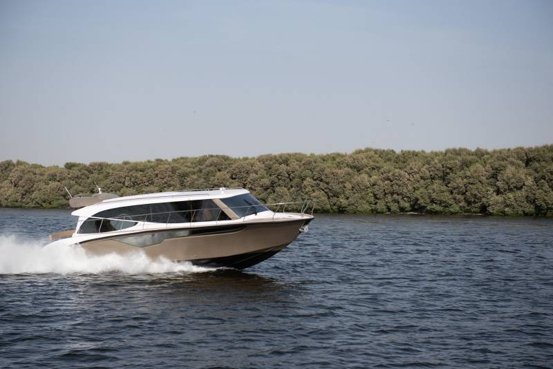 Yachts for Sale : Al Shaali Marine, AS Marine 45 Passenger Busines