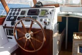 De Vries Lentsch, Sailing