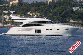 برينسيس, Fly Bridge P60 Yachts for Sale