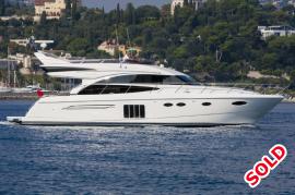 Princess, Fly Bridge P60 Yachts for Sale