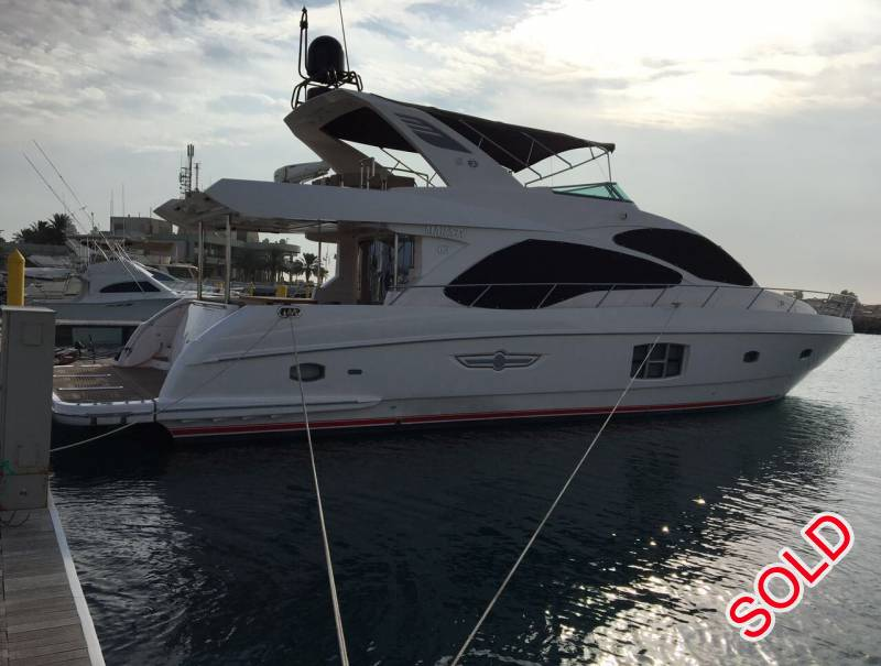 Yachts for Sale : Gulf Craft, Majesty 63