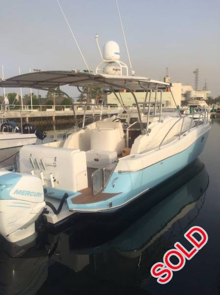 Yachts for Sale : Sea Storm, Center Console