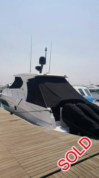 Yachts for Sale : Gulf Craft, Oryx 42