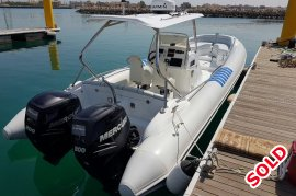 هايسوكات, Rigid Inflatable Yachts for Sale