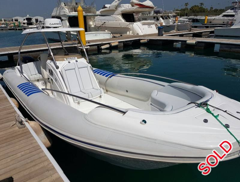 Yachts for Sale : Hysucat, Rigid Inflatable