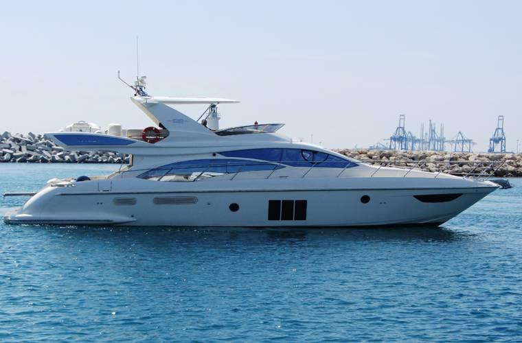Yachts for Sale : أزيموت, 58