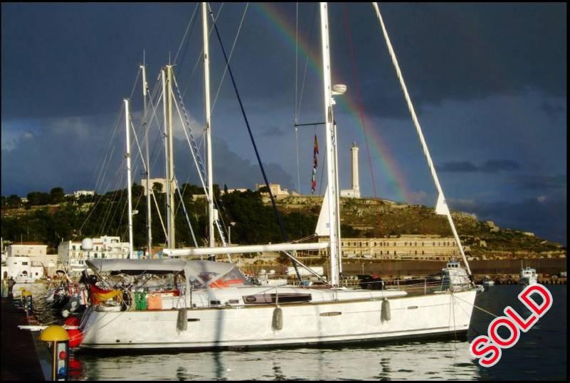 Yachts for Sale : بينيتو, Oceanis 50 Elegance