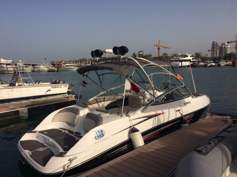 Yachts for Sale : ياماها, AR 230
