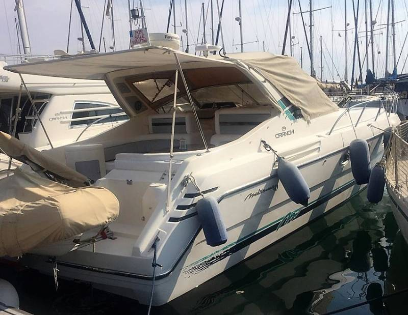 Yachts for Sale : كرانشي, MEDITTERANEO 40