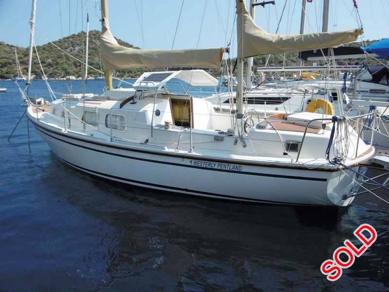 Yacht for Sale : Westerly, Pertland 31