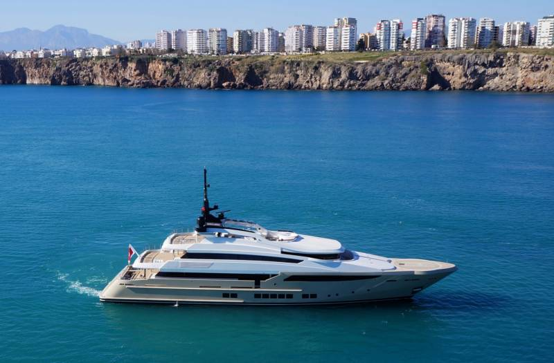 Yachts for Sale : سورايا, 46