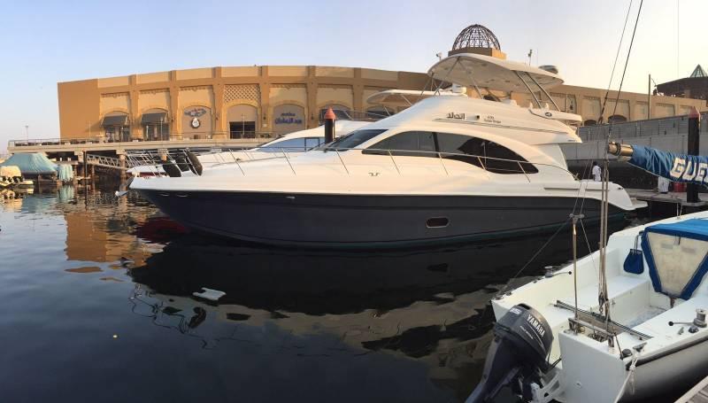 Yachts for Sale : Sea Ray, Flybridge 61