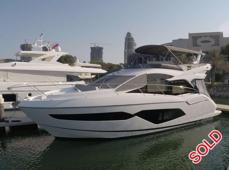 Yachts for Sale : Sunseeker, Manhattan 52