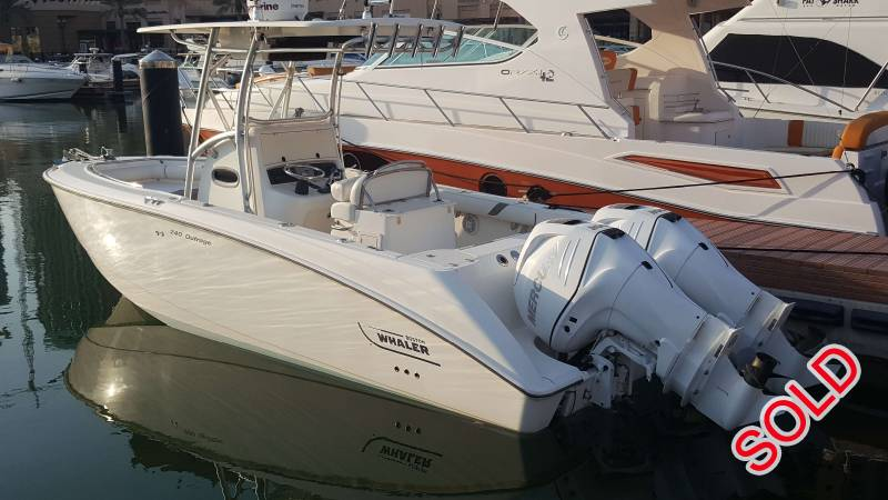 Yachts for Sale : بوسطن وايلر, Outrage 240