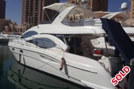 Gulf Craft, Flybridge 50