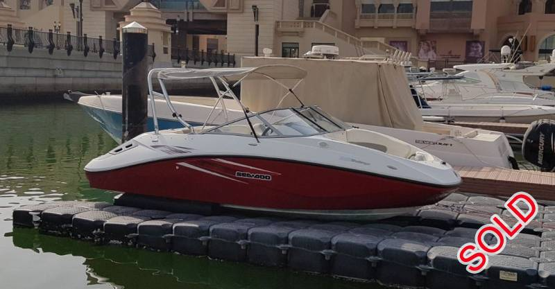 Yachts for Sale : Sea Doo, Challenger 180