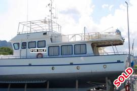 أجين, Long Range Trawler 66 Yachts for Sale