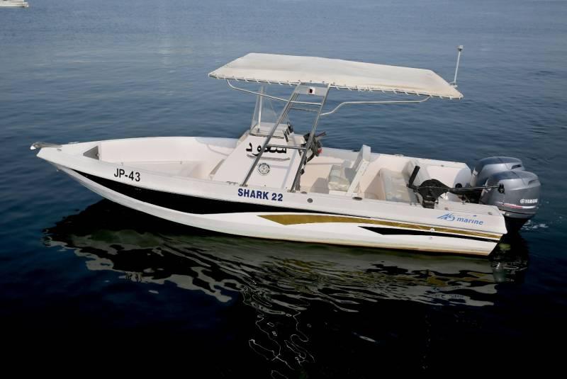 Yachts for Sale : Al Shaali Marine, Shark 22