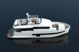 Sundeck, 700 TRAWLER Yachts for Sale