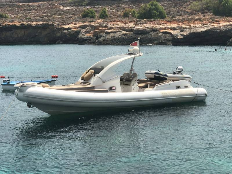 Yachts for Sale : Abate, 35