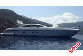 Mangusta, 108 Yachts for Sale