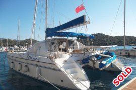 Jeantot, Catamaran Privilege 37