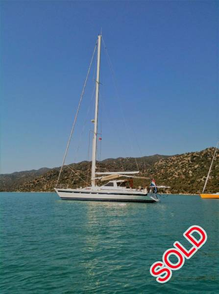 Yachts for Sale : Trintella, 57A