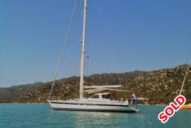 Trintella, 57A Yachts for Sale