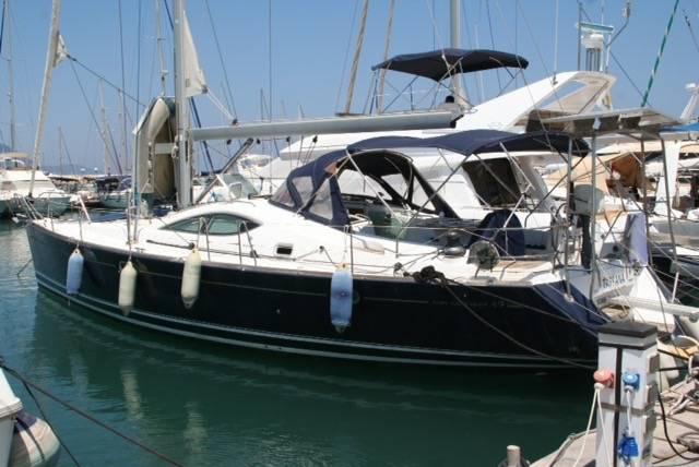 Yachts for Sale : Jeanneau, SUN ODYSSEY 49 DS